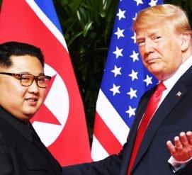 Дональд Трамп резко ответил на критику его встречи с Ким Чен Ыном