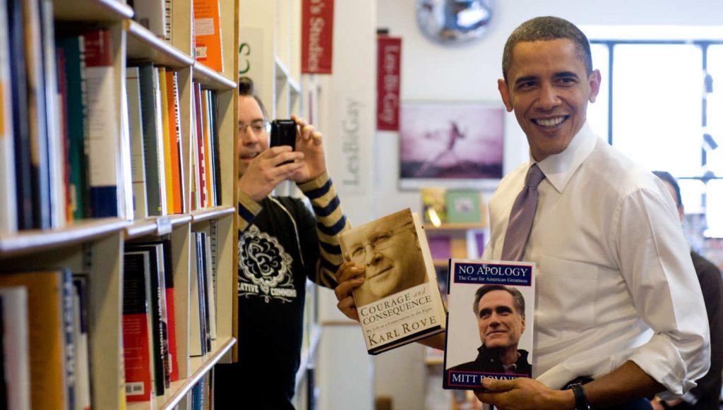 6 книг, которые Барак Обама советует прочитать этим летом