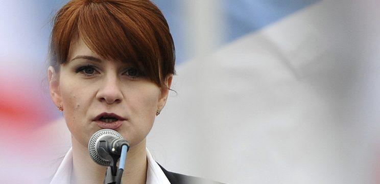 Марию Бутину обвинили в связях с российской разведкой и отказались отпускать под залог