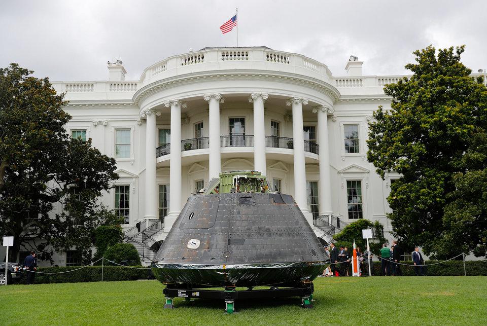 ФОТО: В Белом доме показали лучшие американские товары из каждого штата