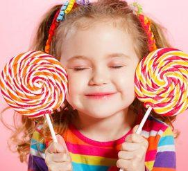Дети едят более 7 ложек сахара в день. Это больше суточной нормы для взрослых