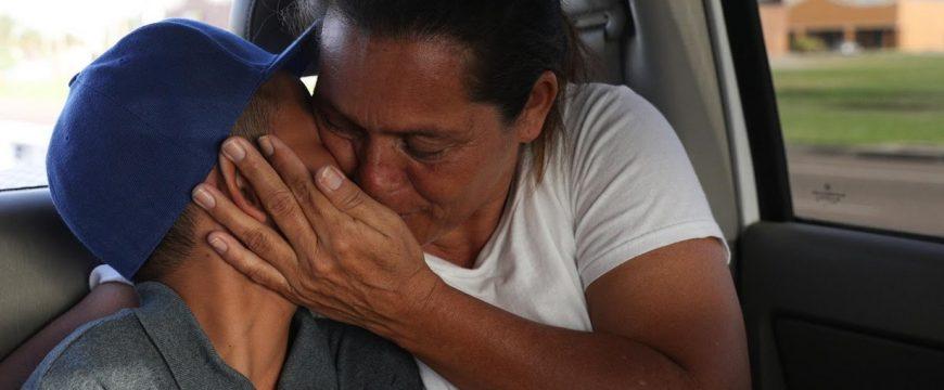 Как получают убежище иммигранты, которых воссоединили с детьми