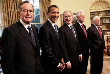 Статистика: кого американцы считают лучшим современным президентом США