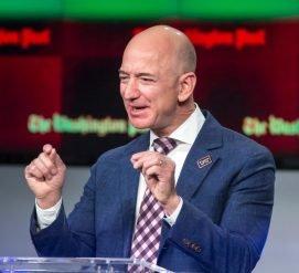 Во время Amazon Prime Day состояние Безоса выросло на $50 миллиардов