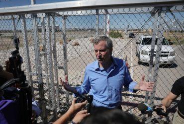Мэр Нью-Йорка незаконно пересек границу США и Мексики