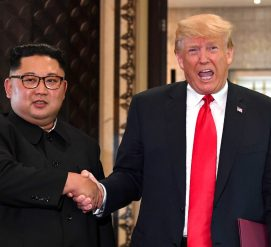 Трампу пришло письмо от Ким Чен Ына. Он показал его в твиттере