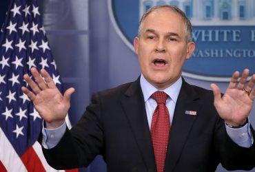 Глава Управления по охране окружающей среды уходит в отставку. Против него открыли 13 расследований