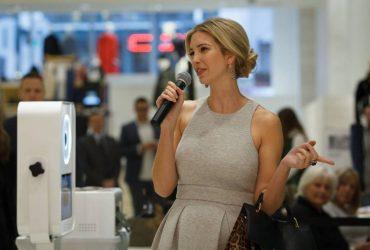 Иванка Трамп закрывает свой модный бренд