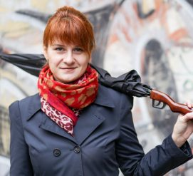 В США задержали россиянку за работу на Кремль
