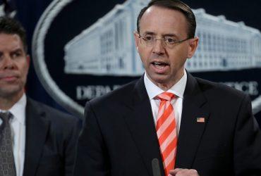 В США предъявили обвинения 12 российским офицерам за вмешательство в выборы
