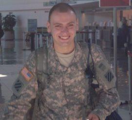 Русскоязычного военного на пути во Флориду расстреляли в упор. Ему собирают деньги на реабилитацию