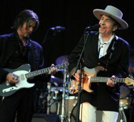 Боб Дилан устроит тур по США. Где он будет выступать?