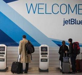 Авиакомпания JetBlue увеличивает плату за багаж