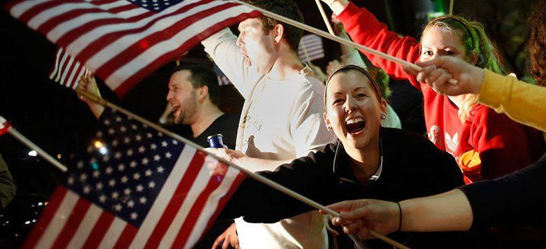 Статистика: у россиян резко улучшилось отношение к США