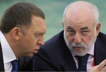 США заморозили счета Дерипаски и Вексельберга на Кипре