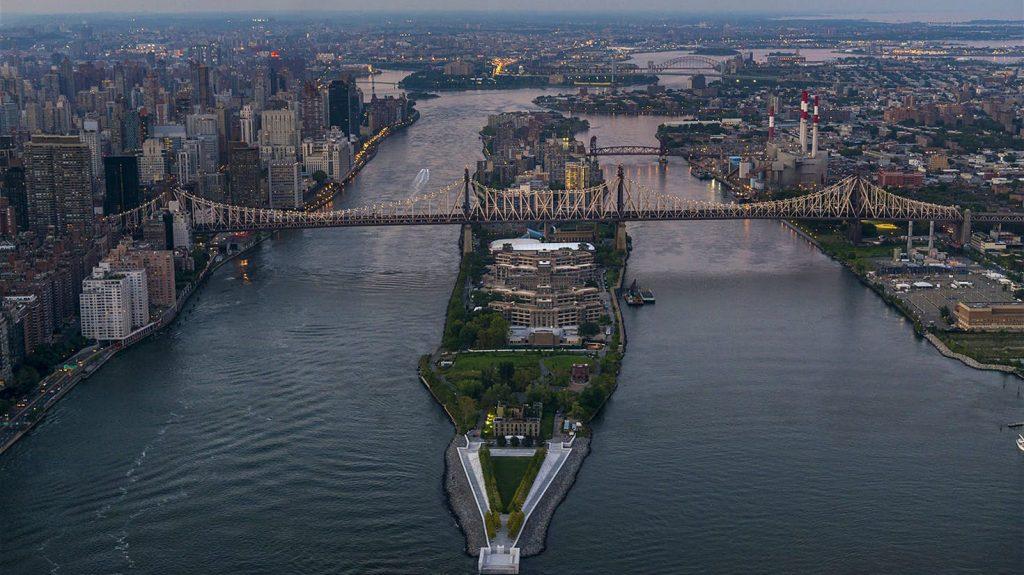 Семь тихих и спокойных мест Нью-Йорка