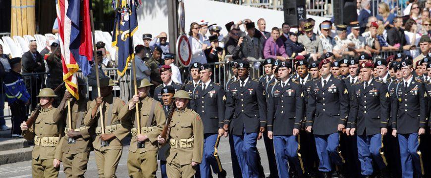 Трамп отложил военный парад из-за «смехотворно высокой стоимости»
