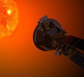 Космическое агентство запустило зонд, который максимально близко подлетит к Солнцу