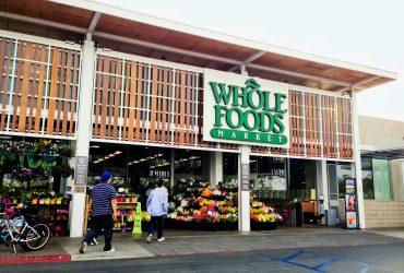 В Whole Foods начнут выносить продукты к машинам покупателей