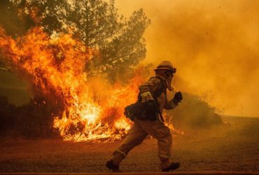 Пожары в Калифорнии стали самыми разрушительными в истории штата
