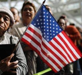 Американцы поддерживают гражданство для нелегалов