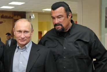 Стивена Сигала назначили специальным представителем России в США