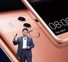 Huawei впервые обогнал Apple по продажам смартфонов