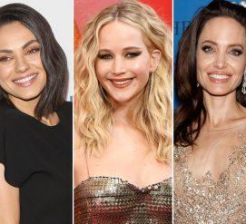Топ-10 высокооплачиваемых актрис 2018 года