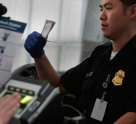Пограничники задержали первого нелегала при помощи технологии распознавания лиц