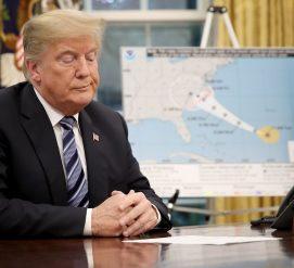 Трамп сможет отправлять всем американцам тревожное сообщение на телефоны