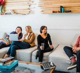Почему в крупных городах США набирают популярность комнаты в «общежитиях»