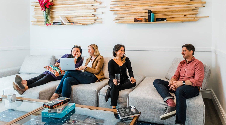 """Почему в крупных городах США набирают популярность комнаты в """"общежитиях""""    Rubic.us"""