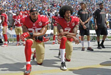 Nike заключил сделку с футболистом, который начал акцию против расизма