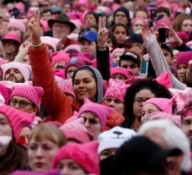 """Третья акция протеста """"Марш на Вашингтон"""" пройдет в январе"""