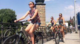 Бесплатная велосипедная экскурсия