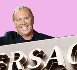 Американский дизайнер Майкл Корс купил модный дом Versace за 2 миллиарда долларов