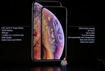 Что показала компания Apple на презентации 12 сентября