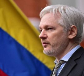 Джулиан Ассанж ушел из WikiLeaks, потому что у него нет интернета