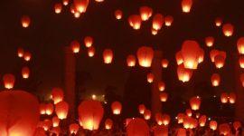 Фестиваль китайской культуры в честь праздника середины осени