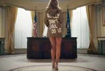 Рэпер изобразил в клипе обнаженную Меланию Трамп. Его призывают бойкотировать