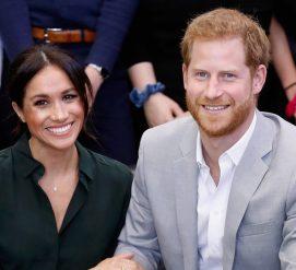 Меган Маркл ждет ребенка от принца Гарри