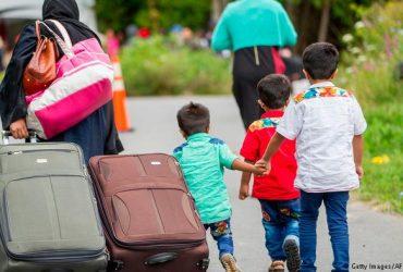 Украина заняла третье место по числу беженцев в США за 2018 год. Россия в десятке