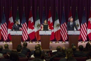 Канада, США и Мексика заключили новое соглашение о свободной торговле