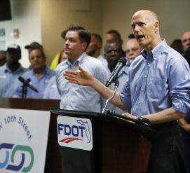 Тропический шторм Майкл становится ураганом и приближается к Флориде