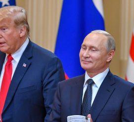 Дональд Трамп может встретиться с Путиным в Париже на День ветеранов
