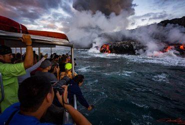 18 вулканов США опасны из-за угрозы извержения