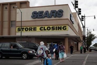 Сеть магазинов Sears объявила о банкротстве
