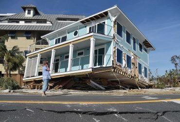 От урагана Майкл погибли 17 человек