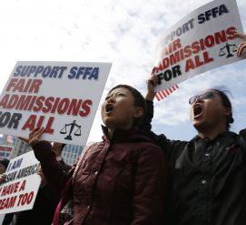 Студенты-азиаты подали иск против Гарварда из-за позитивной дискриминации