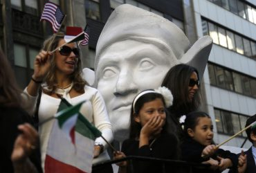 В Колумбусе отменили День Колумба. Но дискриминация индейцев тут ни при чем